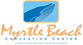 myrtle beach convention center logo
