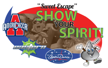 Sweet Escape Show Your Spirit logo